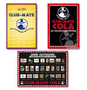 Poster DIN A2 3er Pack mit unterschiedlichen Motiven.