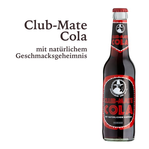 Club Mate Cola á 0,33L